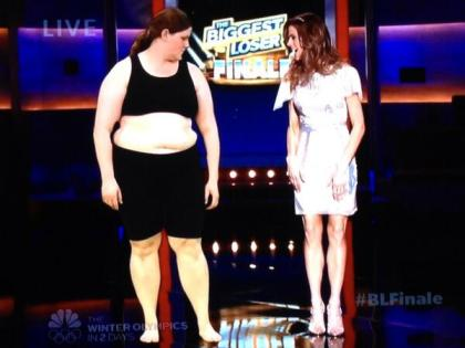 Did 'Biggest Loser' champ shed too much weight?